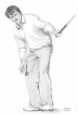 SEVE BALLESTEROS Art Drawing Prints 2 Sizes A4/A3 & Note Greetings Card • 3.50£