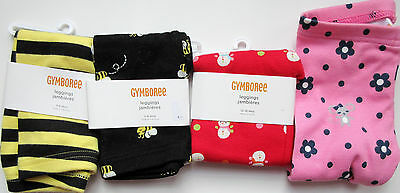$4.99 • Buy Gymboree Your Choice Of Leggings NEW Miss Mouse Bee Chic Cozy Cutie