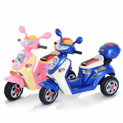 £92.99 • Buy Electric Ride On Toy Car Kids Motorbike Children Motorcycle Tricycle Safe 6V