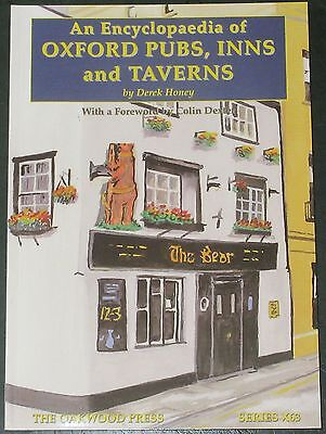 £11.99 • Buy OXFORD PUBS HISTORY Taverns Inns Medieval Modern Ale Beer Brewing Public Houses
