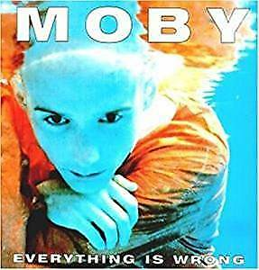 £21.99 • Buy Moby - Everything Is Wrong (NEW VINYL LP)