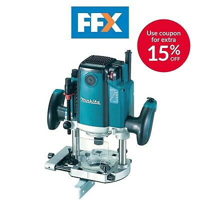 Makita RP2301FCXK 240v 1/2in Variable Speed Plunge Router With Case • 321.50£