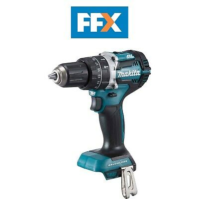 Makita DHP484Z 18v LXT Li-ion Brushless Combi Hammer Drill Bare Unit Body Only • 115.54£