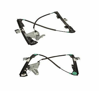 $359.92 • Buy For Jaguar X-Type V6 Pair Set Of 2 Window Regulators W/o Electric Motors
