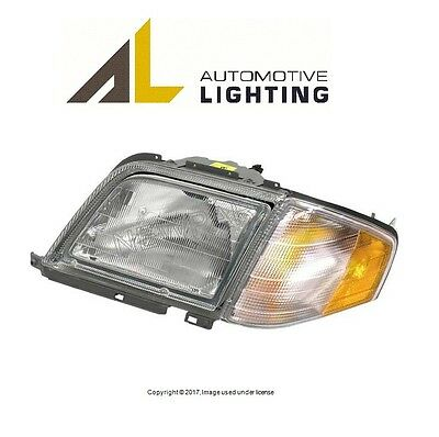 $345.81 • Buy For Mercedes R129 SL320 SL500 SL600 Driver Left Halogen Headlight Assy OEM