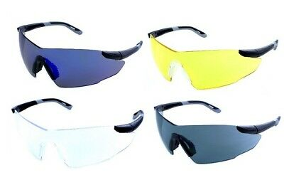 Evolution HUNTER Shooting Glasses Archery Clay Pigeon Target Distortion Free • 16.95£