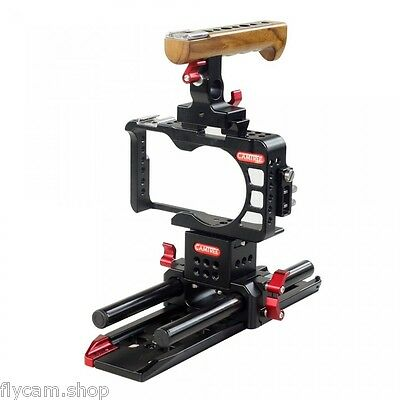 $ CDN186.85 • Buy Camtree Camera Cage For SONY Alpha A6500 A6300 ILCE-6000 NEX-7 Top Handle