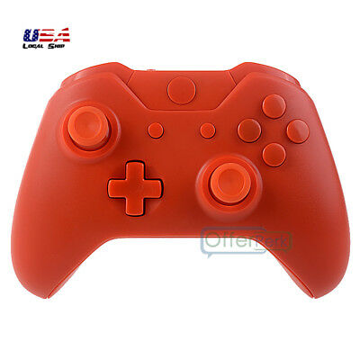 $9.89 • Buy Full Housing Shell Buttons Tool Replacement For Xbox One Controller Matte Orange