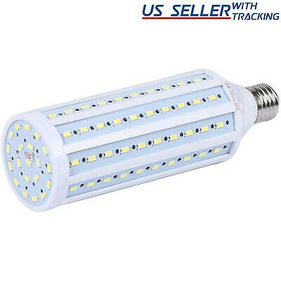$9.95 • Buy 150W Equivalent LED Bulb 120-Chip Corn Light E26 2600lm 24W Cool Daylight 6000K
