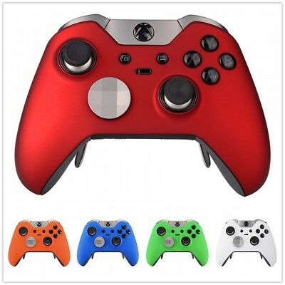 Front Shell Faceplate Cover Part For Xbox One Elite Remote Controller Soft Touch • 14.73$