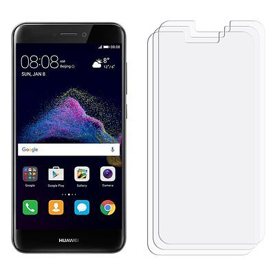 2 X Mobile Phone Membrane Screen Protector Protect For Huawei P8 Lite 2017 • 1.95£