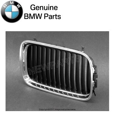 $48.92 • Buy For BMW E36 328i 328is 328iC Passenger Right Front Grille Genuine 51138206610