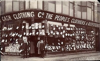 £35 • Buy Bolton Photo. Cash Clothing Co. Shop By D.Cooper, Markland Hill, Bolton.