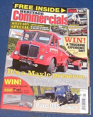 £5.99 • Buy Heritage Commercials  November 2012 - It's A Mayle Preserve