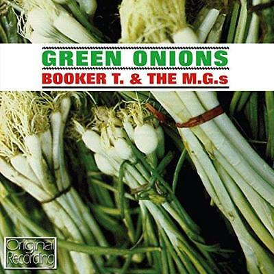 Booker T. And The MG's - Green Onions (NEW VINYL LP) • 18.89£