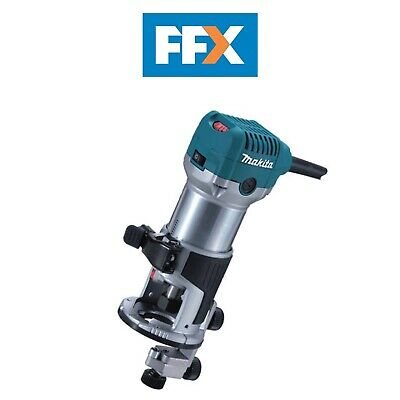 Makita RT0700CX4 240v Router / Laminate Trimmer With Trimmer Guide • 133£