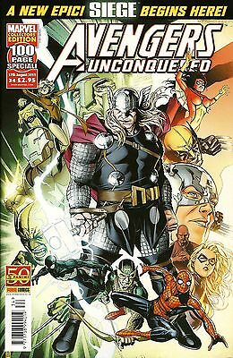 £4.50 • Buy Avengers Unconquered # 34 / Marvel / Panini Comics / Aug 2011 / N/m - 100 Pages!