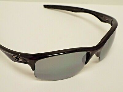 e31af790ec Authentic Oakley OO9164-01 Bottle Rocket Black Black Iridium Plz Sunglasses   185 • 52.33