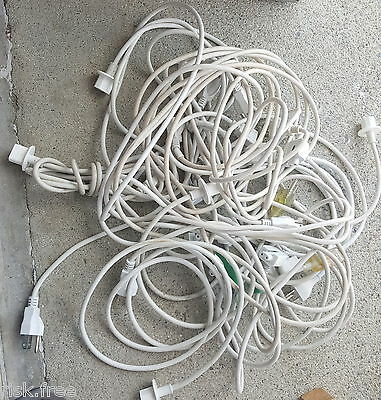 $ CDN48 • Buy Lot Of 14 Apple Power Cord Cable For Laptop/ Desktop