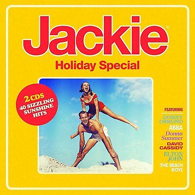 £5.95 • Buy JACKIE ~ HOLIDAY SPECIAL NEW 2CD SUMMER PARTY HITS DR.HOOK,ELTON JOHN,10cc Etc