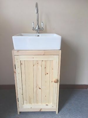 £360 • Buy Belfast / Baby Belfast Sink Stand Unit, WITH  TAPS SINK AND WASTE