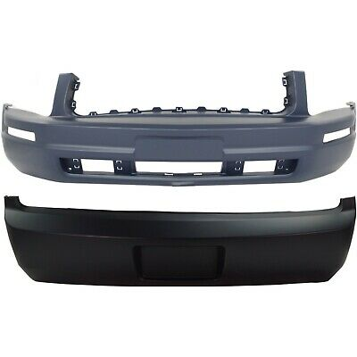 $261.10 • Buy Bumper Cover For 2005-2009 Ford Mustang Without Fog Light Holes Primed