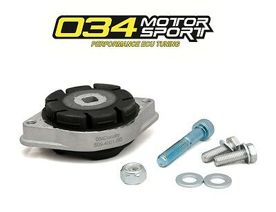 $109.95 • Buy For Audi A4 Quattro RS4 S4 Transmission Mount 034 Motorsport 034-509-4001