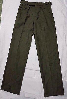 Lovat Royal Marines Barrack Dress Trousers Various Sizes • 19.99£