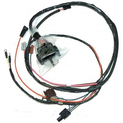 70 chevy nova engine wiring harness with gm hei, new • 159 00$