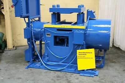 $19500 • Buy 50 Ton Dahlstrom 4-Post Cut-Off Press, Roll Form, Planet Machinery Stock #5155