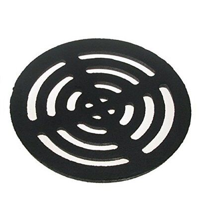 £10.75 • Buy Round 7  (178mm) Cast Iron Heavy Duty Gully Grid Drain Cover Grate Metal