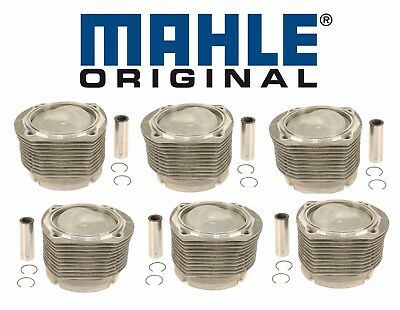 $2904.96 • Buy For Porsche 911 2.7L H6 1974-1977 Set Of 6 Engine Pistons & Cylinders With Rings