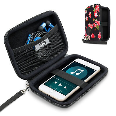 £10.90 • Buy USA GEAR Protective Hard Shell Carrying Case For IPod Touch And MP3 Players