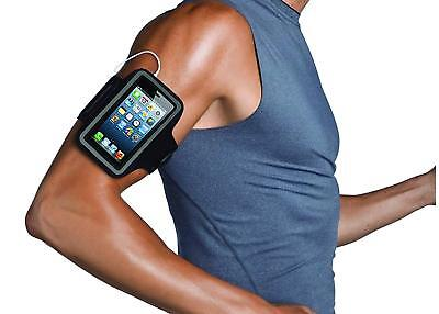 Gym Running Jogging Training Phone Arm Band Armband For IPhone 5 5s 6 6s 7 8 SE • 1.99£