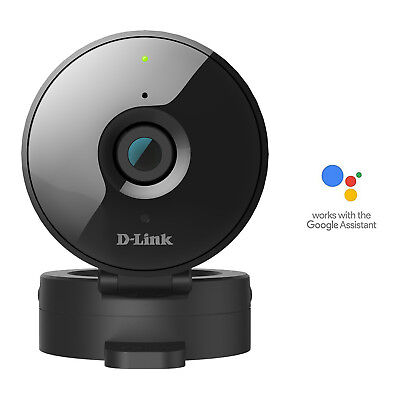D-Link HD WiFi 720P Wireless-N Home Security Camera With Night Vision - DCS-936L