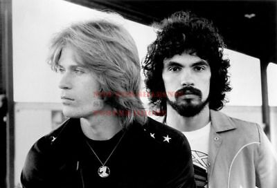 80/'s Vintage Eighties Art Photo Poster HALL AND OATES 24 inch X 36 inch 05