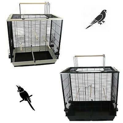 The Waldorf Bird Cockatiel Budgie Cage With Opening Top And Perches RRP £99.99 • 89.99£