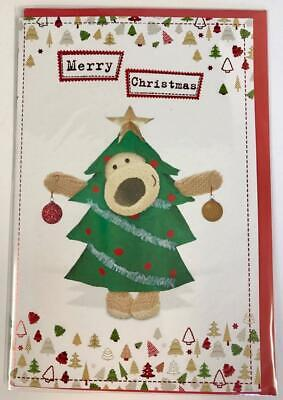£2.60 • Buy Merry Christmas New Greeting Card - Cute Boofle