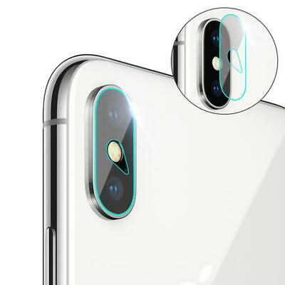 For IPhone XS / XS MAX / X - Real Tempered Glass Camera Lens Protector Cover • 2.49£