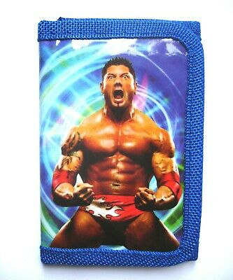 WWE Wallet Boys Kids Children Pocket Money Bag Gift Stocking Party Bag Filler • 2.99£