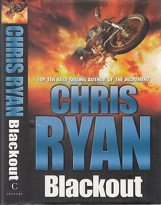 £11.16 • Buy Blackout - Chris Ryan - First Edition - Century - SIGNED - Good - Hardcover
