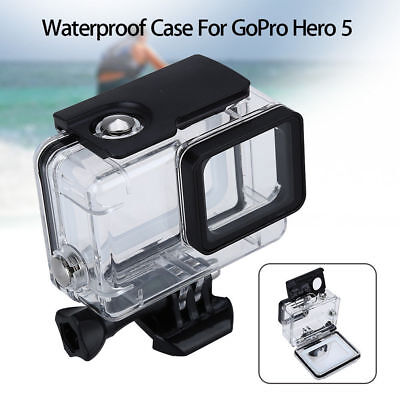$ CDN15.17 • Buy For GoPro Hero 5 6 7 Housing Case Waterproof Diving Protective Cover Underwater
