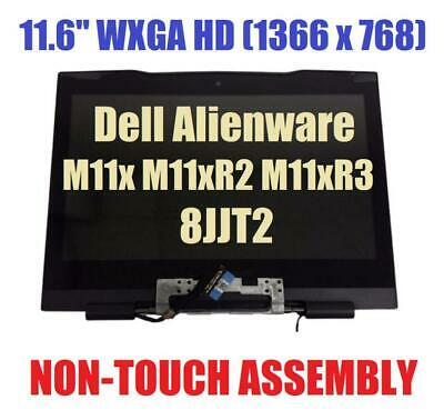 $45 • Buy Dell Alienware M11x R2 R3 11.6 LCD Screen Display Cover Assembly