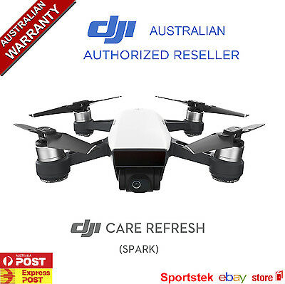 AU129 • Buy DJI SPARK AUSTRALIAN CARE REFRESH INSURANCE (1 Year)
