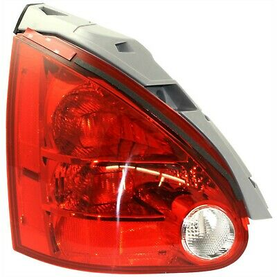 $96.42 • Buy Tail Light For 2004-2008 Nissan Maxima Driver Side Assembly