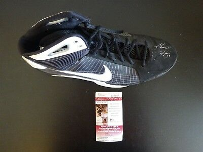 AU375.11 • Buy Grant Hill Signed Auto Black And White Nike Right Shoe Jsa Autographed