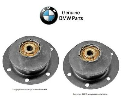 $389.92 • Buy For BMW E24 E28 E30 Pair Set Of Front Strut Mounts +-30min.Camber Correction OES