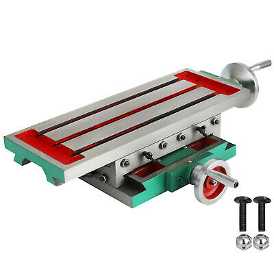 17.7×6.7Inch Milling Machine Cross Slide Worktable Coordinate Sliding Table • 125.28£