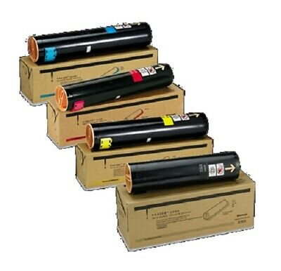 $542.20 • Buy 4 X Toner Originale Xerox Phaser 7700/016194700 016194600 016194500 016194400