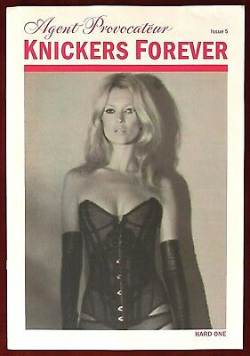$29.99 • Buy Agent Provocateur ~ Lingerie Catalog Issue 5  Knickers Forever  ~ Kate Moss
